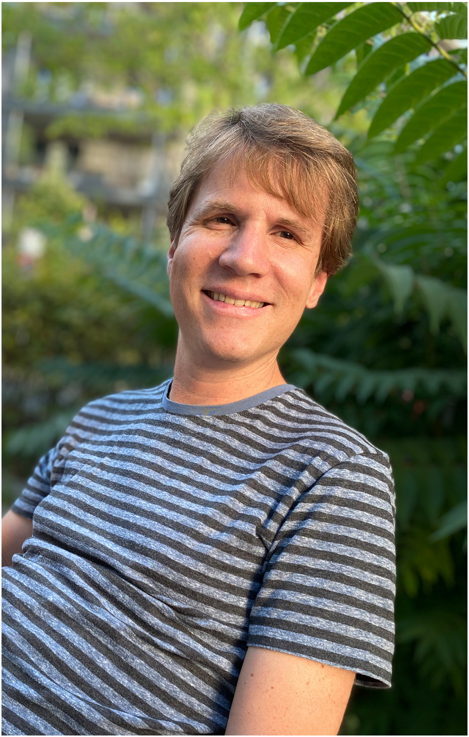 Portrait Dr. Florian Trabert