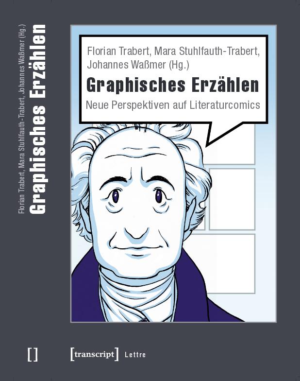 Cover Graphisches Erzaehlen Florian Trabert