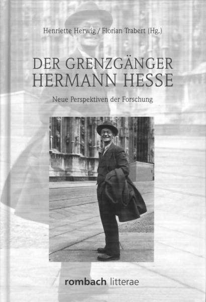 Cover Hermann Hesse Der Grenzgänger
